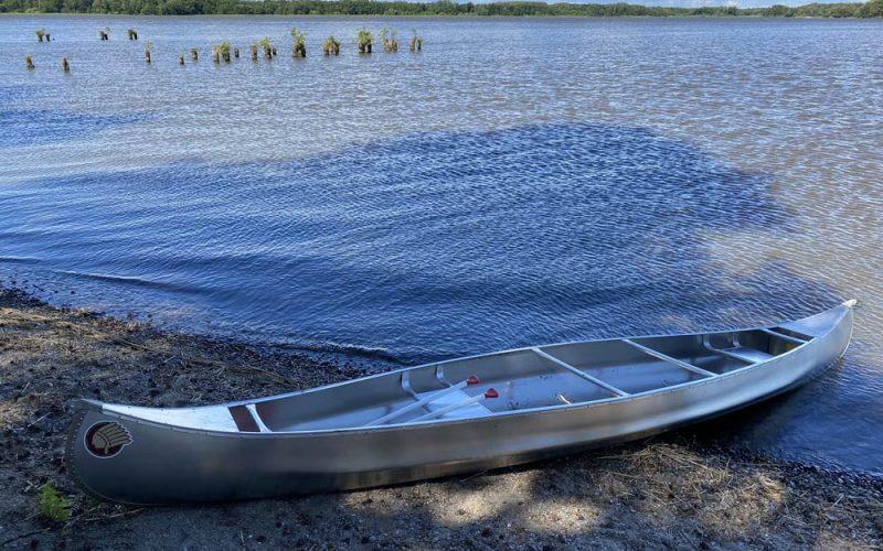 Osagian kanot på Sundbyholm